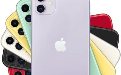Mejores móviles Apple